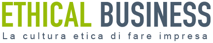 Logo testuale Ethical Business